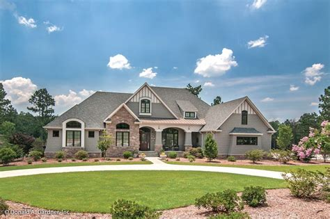 Plans Maison En Photos 2018 Craftsman Style House Plan