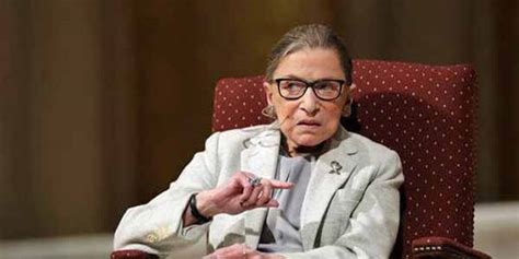 Ruth Bader Ginsburg Confuses Lindsey Graham For A Woman