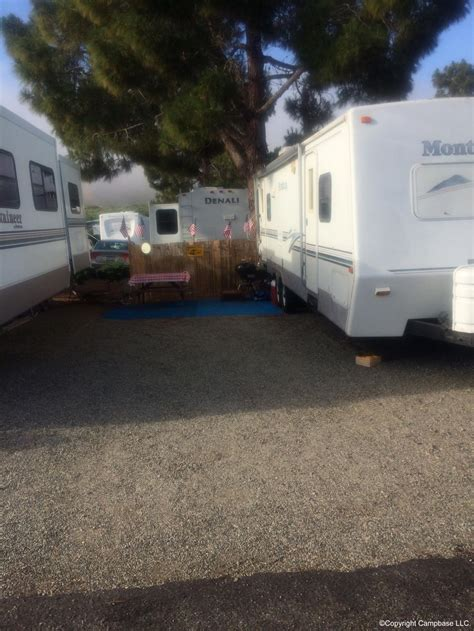 bay pines travel trailer park morro bay california