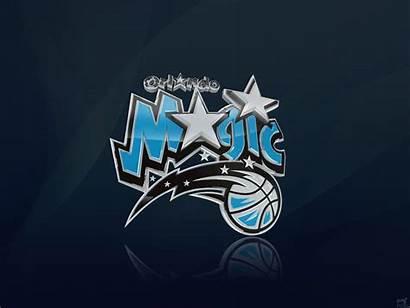 Magic Orlando Nba 3d Logos Team Wallpapers