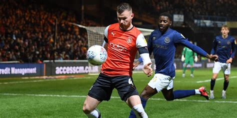 Luton Town £540,000-rated man rejected move to 'wonderful ...