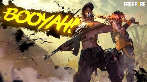 Best survival battle royale on mobile! Free Fire's BOOYAH Day update will let Survivors play the ...