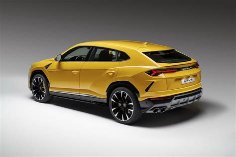 Lamborghini Launches Urus Super SUV, Gives It 641HP To ...