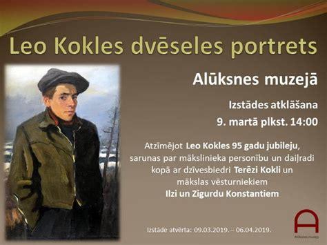 Māksliniekam Leo Koklem - 95