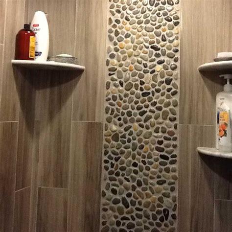 bathroom tile ideas for shower walls tile for shower walls with pebble tile shower wall