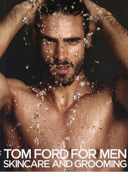 Tom Ford Skincare Grooming Ad Campaign Advertising