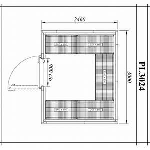 Foster Proline Pl3024sh  Integral Refrigeration Cold Room