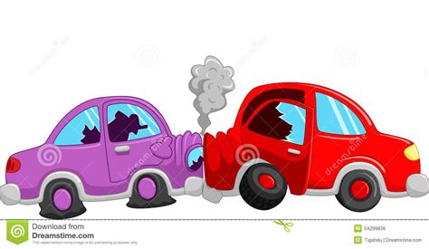 cartoon car crash car crash cartoon www imgkid com the image kid has it