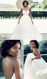 pics gabrielle unions wedding dress never before seen With gabrielle union wedding dress