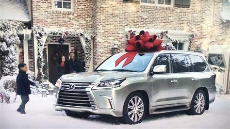 lexus commercial 2017 lexus christmas commercial 2016 youtube