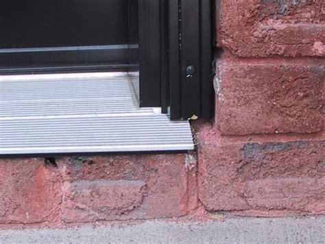 aluminum door exterior aluminum door threshold