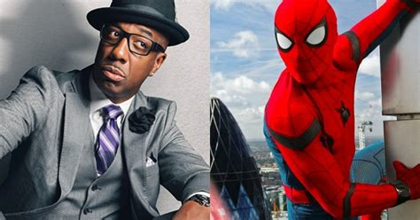 spider man   home casts jb smoove  mysterious