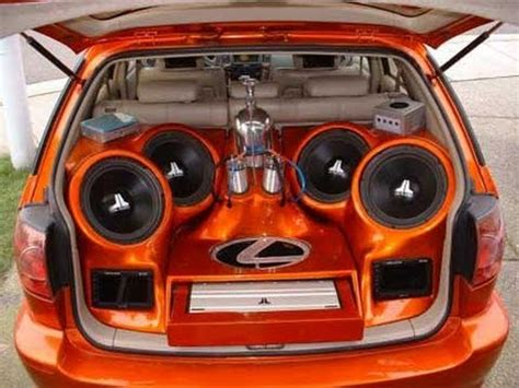 competition car stereo sound systems custom awesome youtube