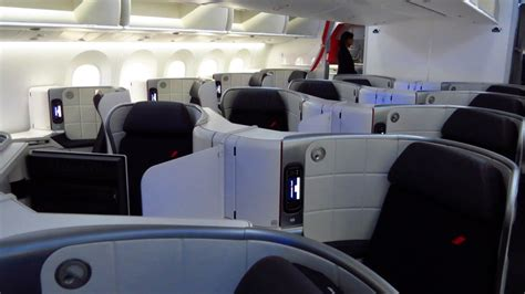 cabin   air france boeing   dreamliner economy