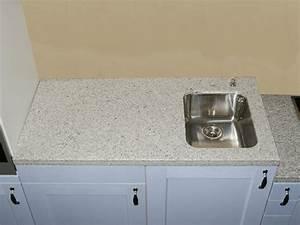 Granit Arbeitsplatte Küche Preis : 120 cm granit k chen arbeitsplatte granitplatte blanco ~ Michelbontemps.com Haus und Dekorationen