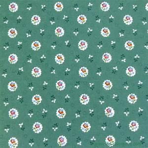 Serviette Table Tissu : serviette de table tissu proven al verte motif fleurettes ~ Teatrodelosmanantiales.com Idées de Décoration