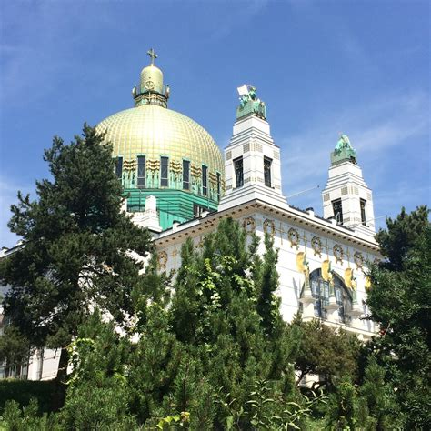 The Nouveau Of Otto Wagner Vienna Nouveau Museums And Interiors The Most