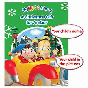noddy personalised noddy book your child saves