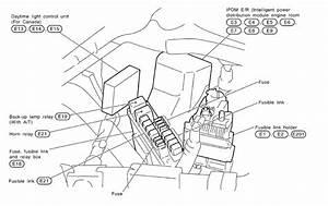 2003 Nissan 350z Fuse Box Location