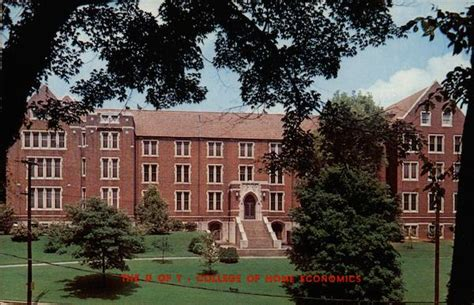 The University of Tennessee, College of Home Economics ...