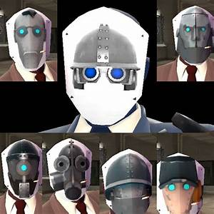 MvM Spy Masks (Team Fortress 2 > Skins > Spy > Player ...