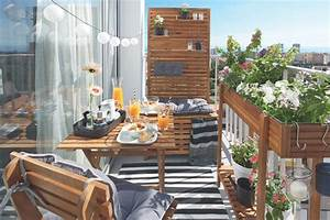Balkongestaltung Kleiner Balkon : balkon garten ~ Frokenaadalensverden.com Haus und Dekorationen