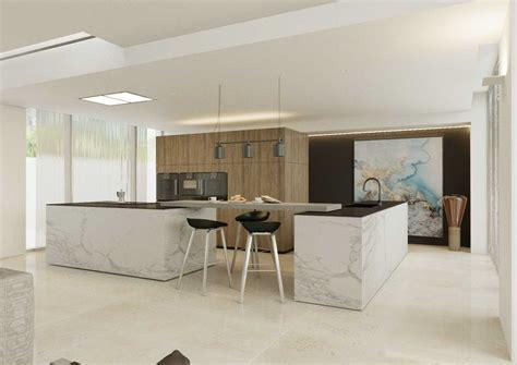 cuisine ouverte moderne amnagement cuisine ouverte sur salle manger 8 coins salle