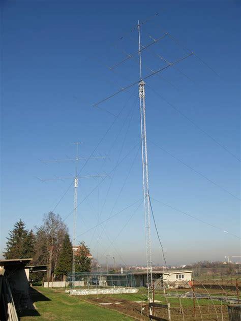 tralicci per antenne traliccio da 21 metri angelucci iz1dnj i1wqrlinkradio