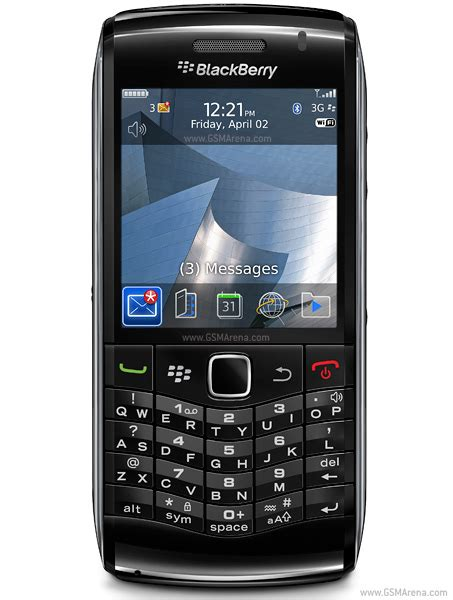 blackberry pearl   pictures official