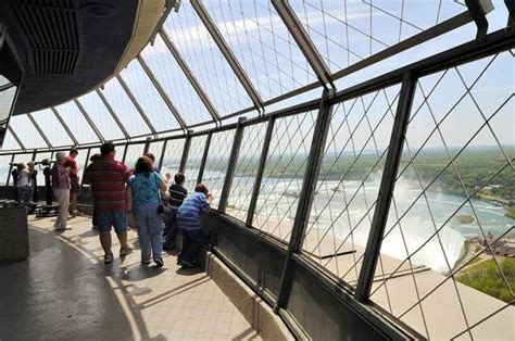 tower observation deck the top 10 things to see and do near niagara falls ontario