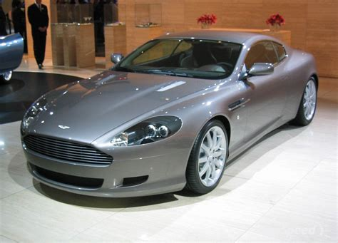 2004 Aston Martin 2004 aston martin db9 coupe pictures information and