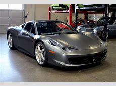2013 Ferrari 458 Italia Coupe for sale #76065 MCG