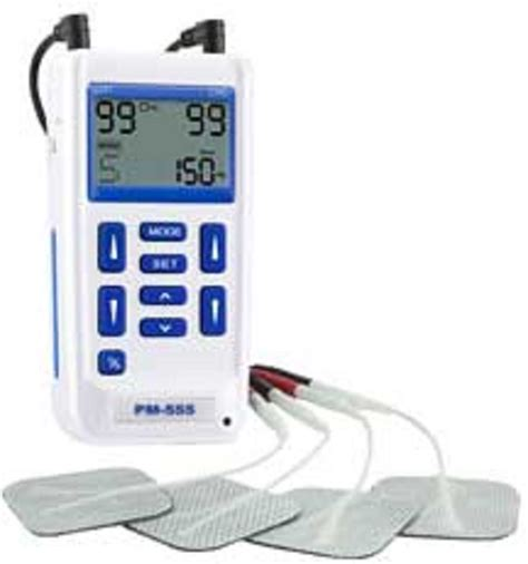 Digital Electrical Muscle Stimulator EMS for Muscle Pain