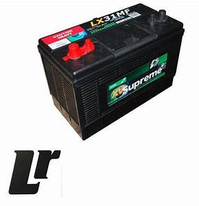 Land Rover Discovery Td5 Battery