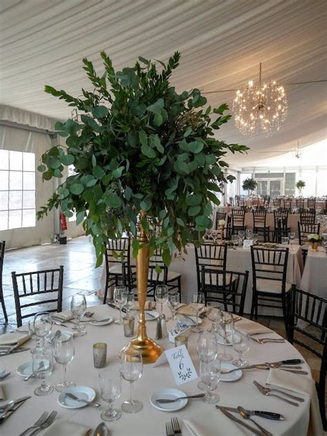 refreshing spring wedding centerpieces weddingomania