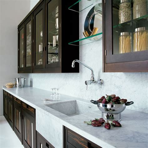best material for kitchen sink uk butler pantries kitchens design open shelves glasses