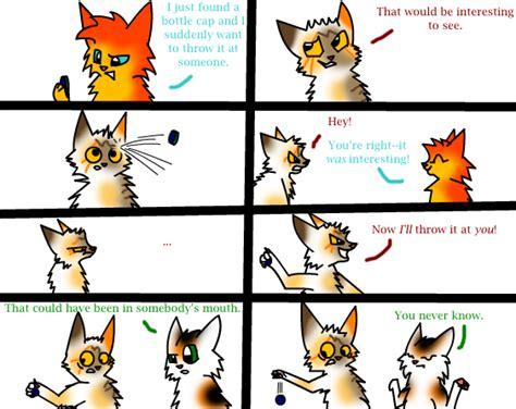 Warrior Cats Funny Quotes Quotesgram