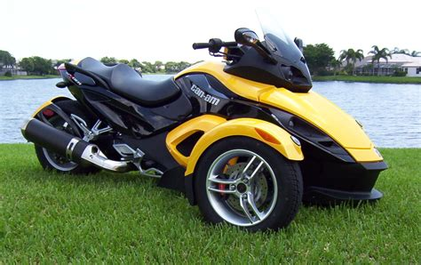 2008 Can-am Spyder P/e # 275 For Sale