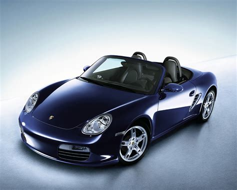 Image Gallery 2005 Boxster S