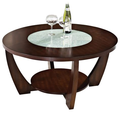 Nobody will argue that g4 towers were once a perfect geek companion, why not preserve its essence by recycling it as an elegant support for an unique coffee table idea? Unique Round Coffee Tables - Decor Ideas