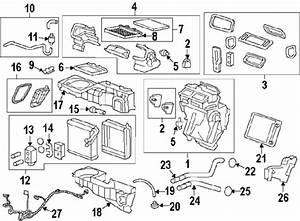 2012 Chevrolet Traverse Parts