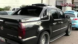 Cadillac Escalade Ext On 26 U0026quot  3 Pc  Cor Wheels - 1080p Hd