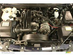 2007 Chevrolet Trailblazer Lt 4x4 5 3 Liter Ohv 16
