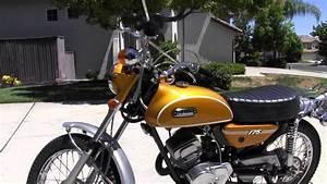 1969 Yamaha Enduro 175