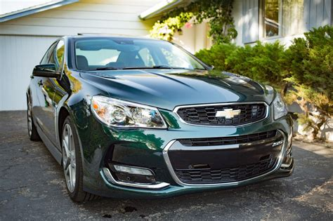 2014 Chevrolet Ss Reviews And Rating