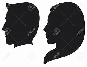 Man Side Face Clip Art (44+)