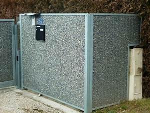 Mur En Gabion : 17 best images about muret et massif en gabions on ~ Premium-room.com Idées de Décoration