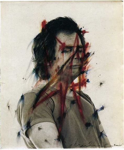 images  arnulf rainer  pinterest museum