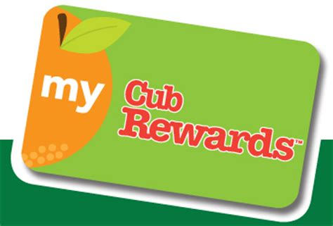 Check spelling or type a new query. New My Cub Rewards Card - Thrifty Minnesota