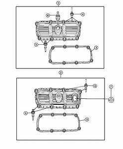 2010 Jeep Commander Cover  Cylinder Head  Right  Left Side
